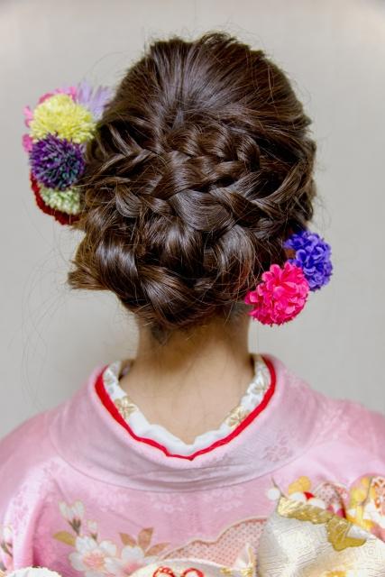 振袖 髪飾り